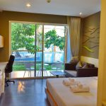 PAEVA LUXURY RESIDENCE : Pool Deluxe Room